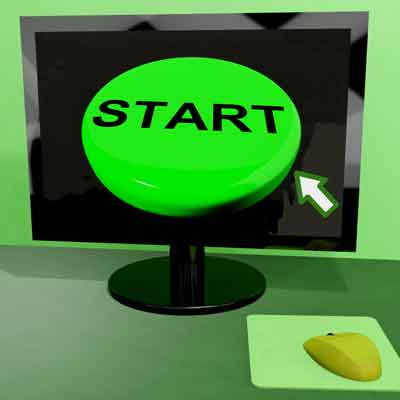 start button on computer shows control or activating fk8SZND