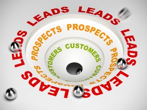 Conversion Funnel Leads To Sales